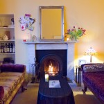 Put your feet up in the Cuil Na Mara Lounge